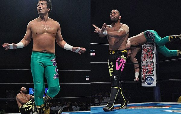 NJPW Best of the Super Juniors Night 5 (May 25) Results & Review