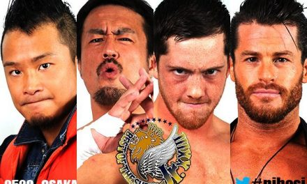 NJPW Best of the Super Juniors Night 7 (May 29) Results & Review