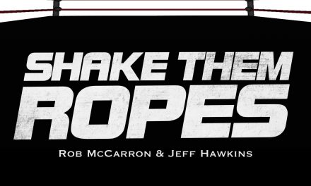 Shake Them Ropes #279: Barrel Roll