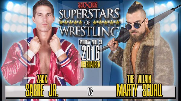 wXw Superstars of Wrestling III – Day 2 (April 23) Results & Review