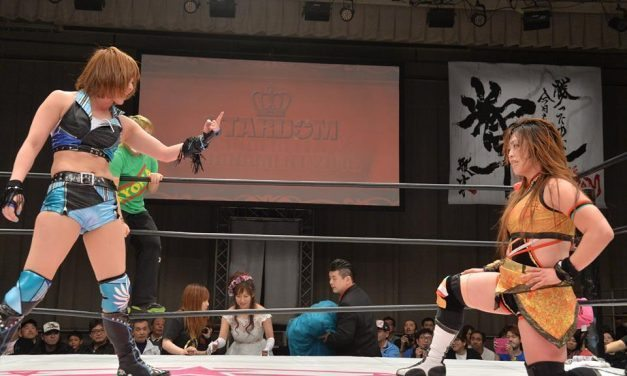 Stardom Cinderella Tournament 2016 Results & Review