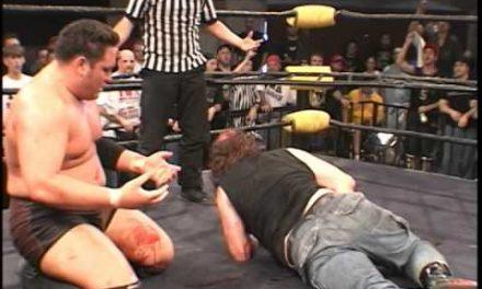 Armories and Snowflakes: Necro Butcher vs. Samoa Joe (June 11, 2005 – IWA:MS)