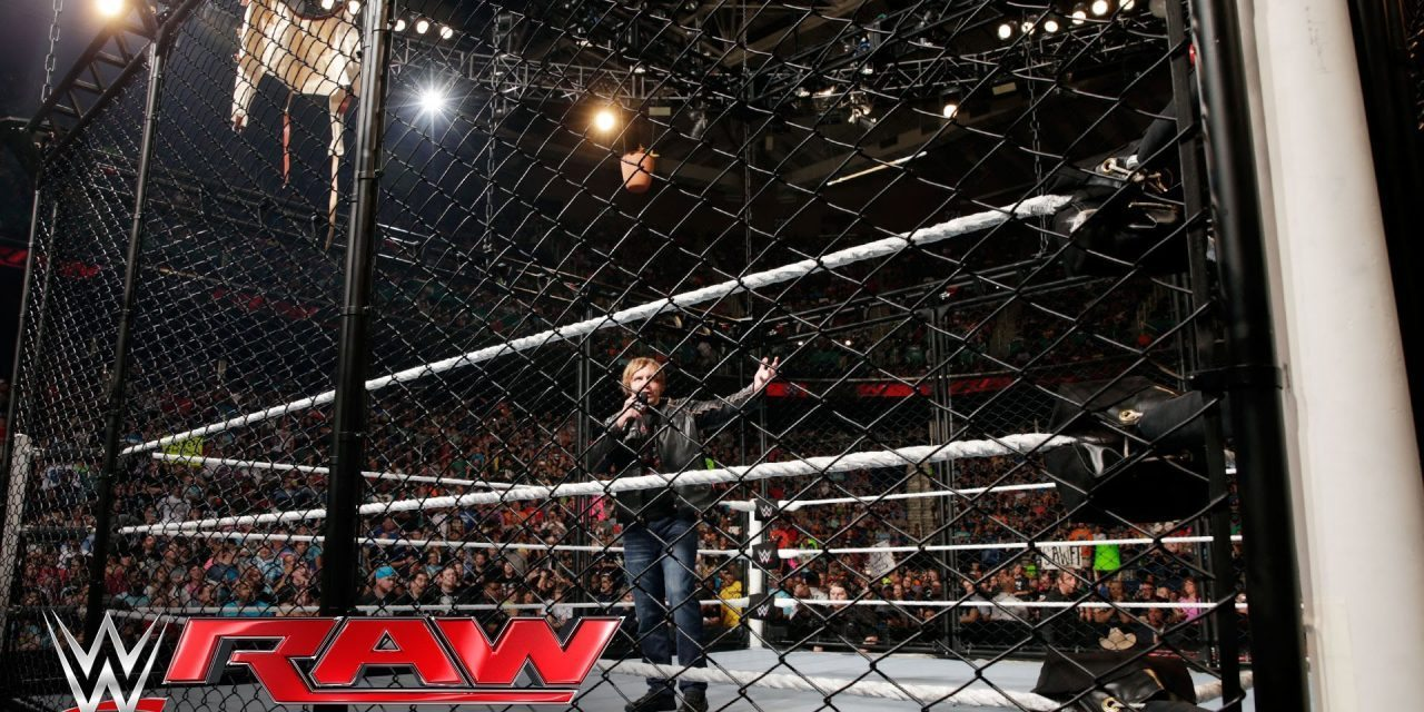 WWE Monday Night Raw (May 16) Results & Videos: Contract Signing Main Event!