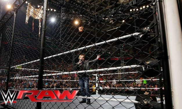 WWE Monday Night Raw (May 16) Results & Videos: Contract Signing Main Event