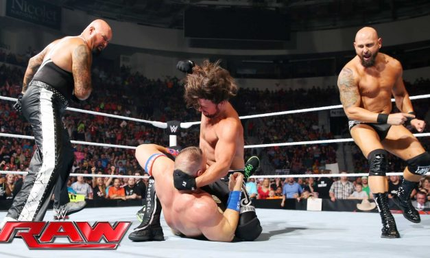 WWE Monday Night RAW (May 30) Results & Review