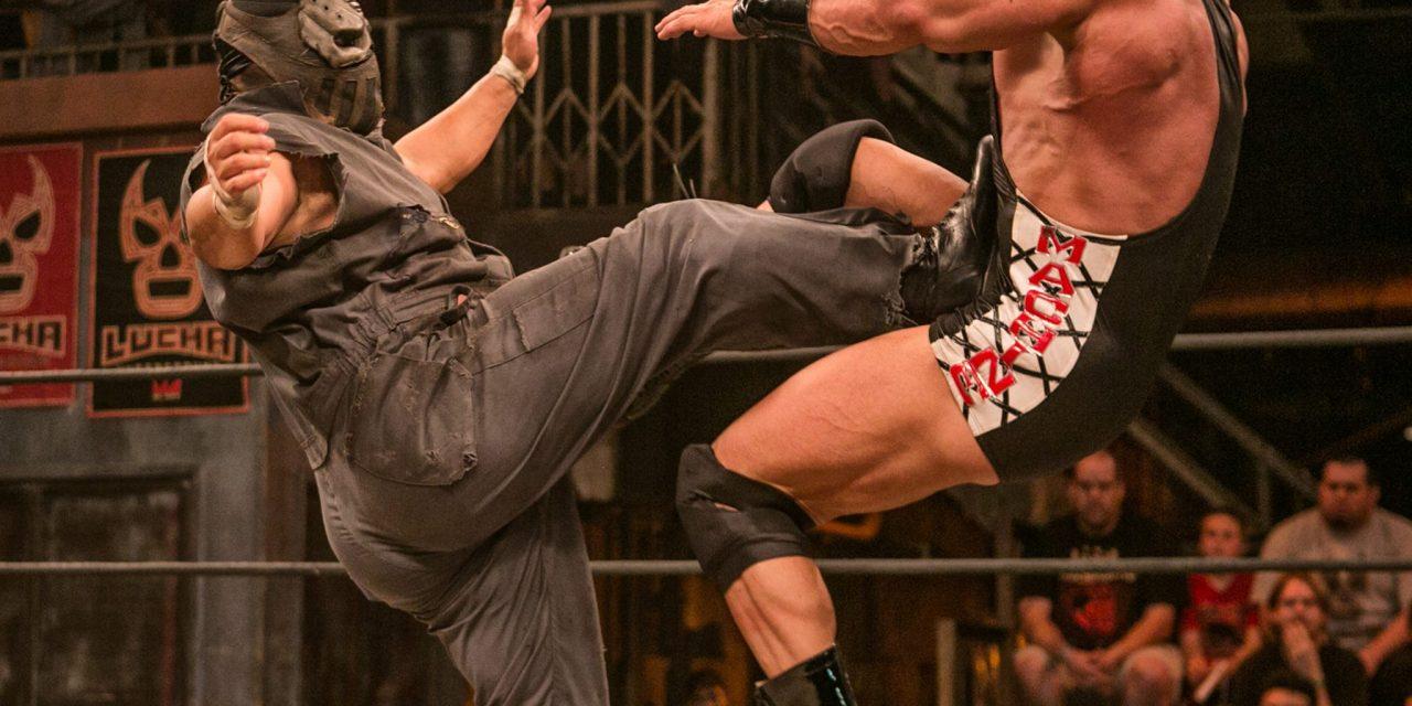Lucha Underground Review (June 1)