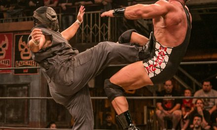 Lucha Underground Review (June 1)