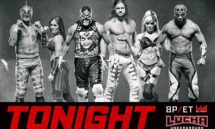 Lucha Underground Review (June 15): Six to Survive