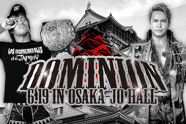 NJPW Dominion 2016 (June 19) Results & Review