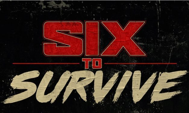Lucha Of The Hidden Temple: Six To Survive. One Has To Win.