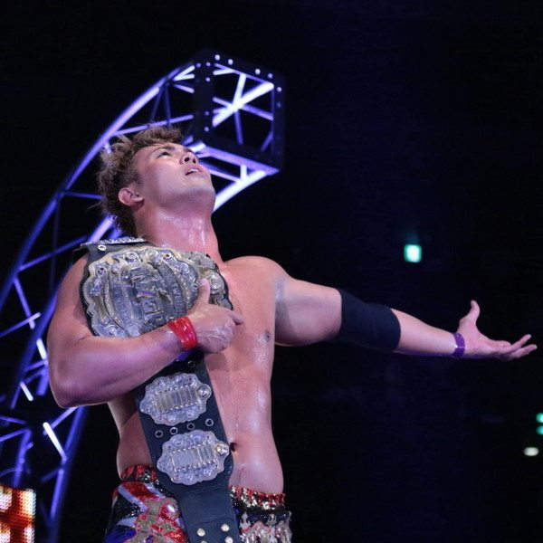 Okada's Stage: The Rainmaker Reigns Supreme Again
