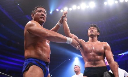 New Japan Purocast – NJPW Dominion 6.19 Review & Reaction