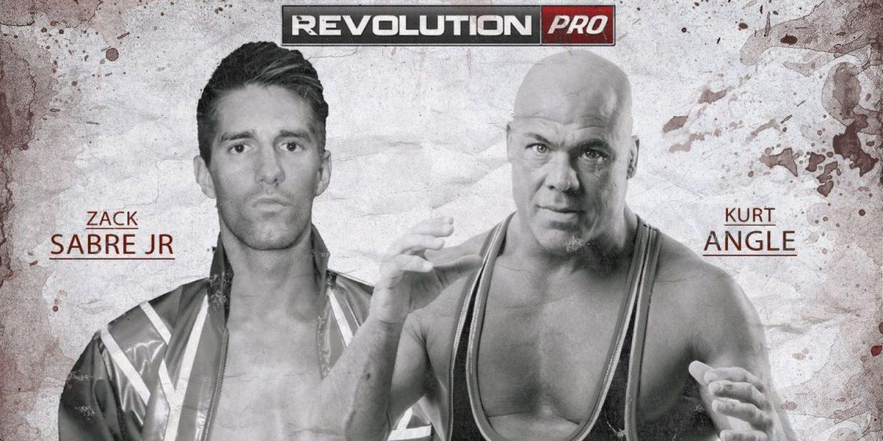 BritWres Roundtable: Kurt Angle vs. Zack Sabre Jr, RevPro TV & more!