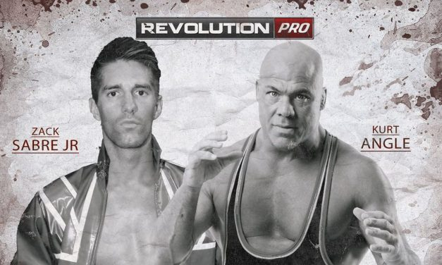 BritWres Roundtable: Kurt Angle vs. Zack Sabre Jr, RevPro TV & more!