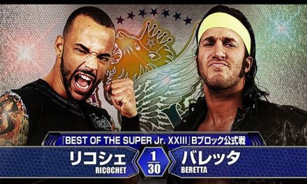 NJPW Best of the Super Juniors Night 10 Results & Review