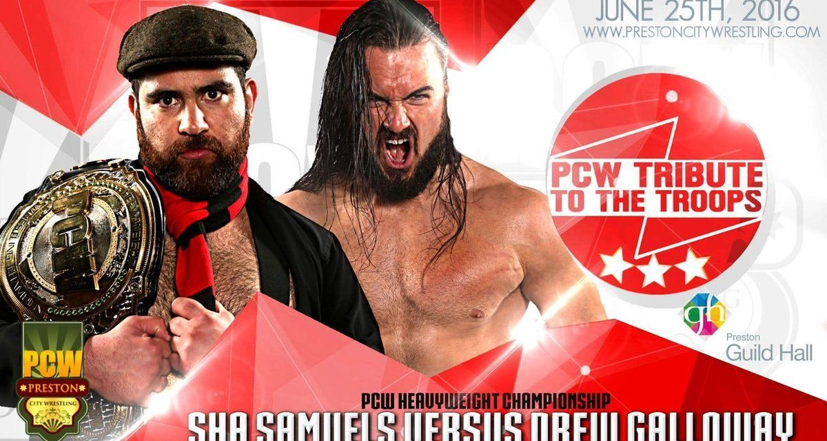 PCW Tribute to the Troops 3 (June 25) Results & Review
