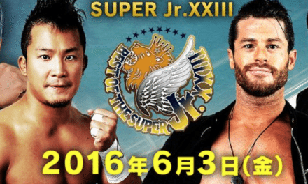 NJPW Best of the Super Juniors (Night 11): KUSHIDA vs Sydal
