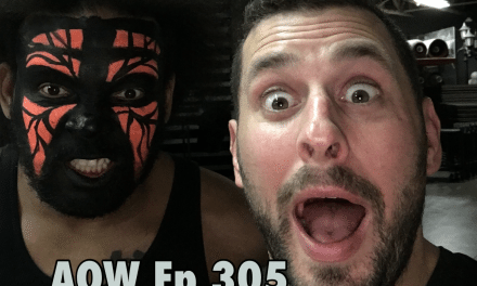 Wrestling Podmass (June 10): Kongo Kong on Art of Wrestling