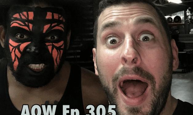 Wrestling Podmass (June 10): Kongo Kong on Art of Wrestling