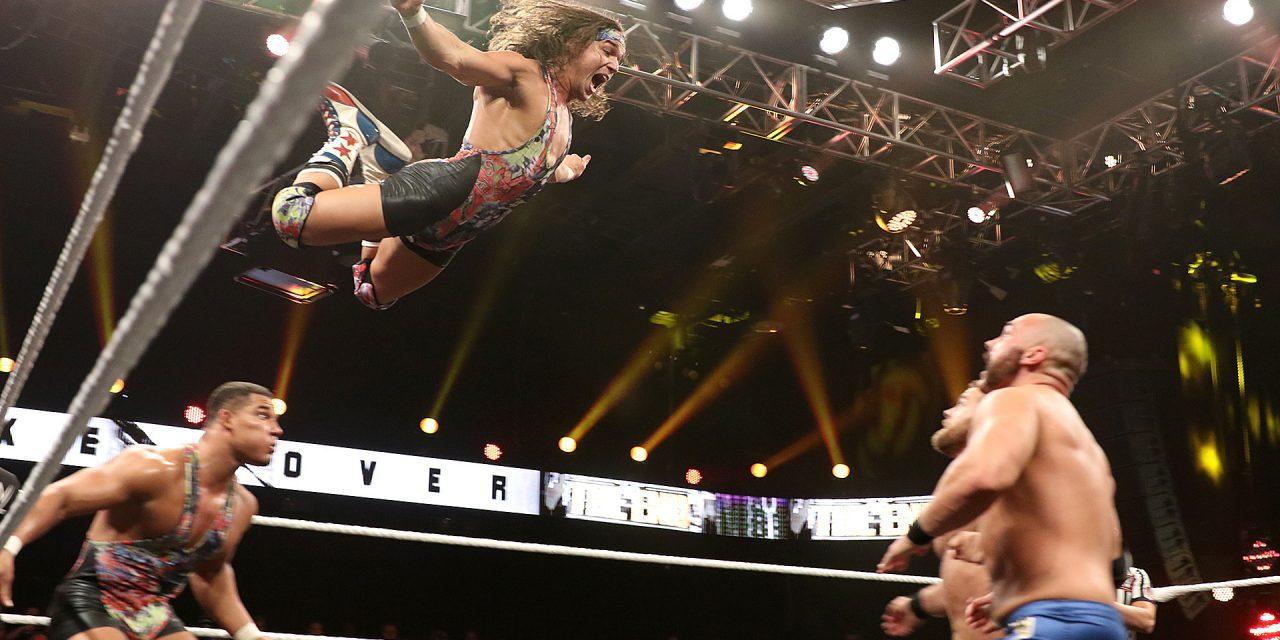 The NXT Tag Team Renaissance
