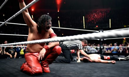 NXT Takeover: The End Makes NXT WWE's Supershow Indie
