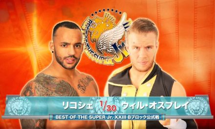 Ricochet vs. Will Ospreay: Subjective Art vs. Objective Art