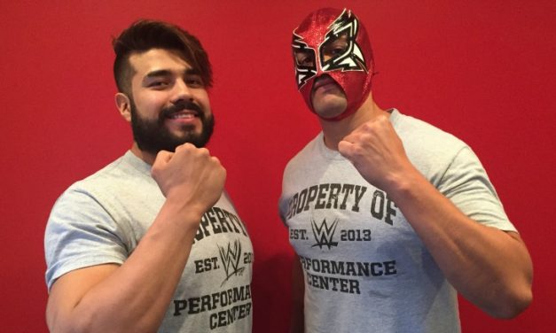 "Who is Andrade ""Cien"" Almas?"