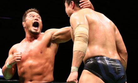 Pro Wrestling NOAH Great Voyage in Osaka 2016 (May 31) Review