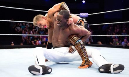 WWE Cruiserweight Classic Night 2 (July 21) Results & Review