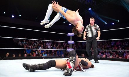 WWE Cruiserweight Classic (July 13) Review: Kota Ibushi Debuts