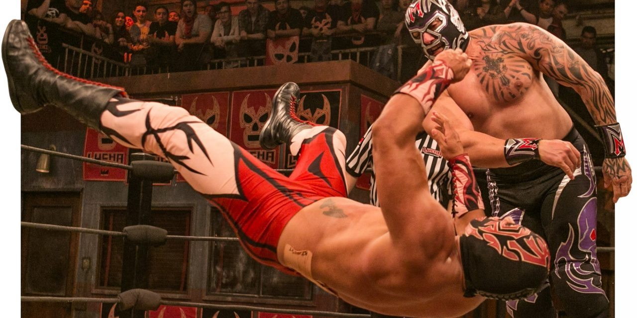 Lucha Underground Review (June 29): The Phoenix, The Dragon, and The Spaceman