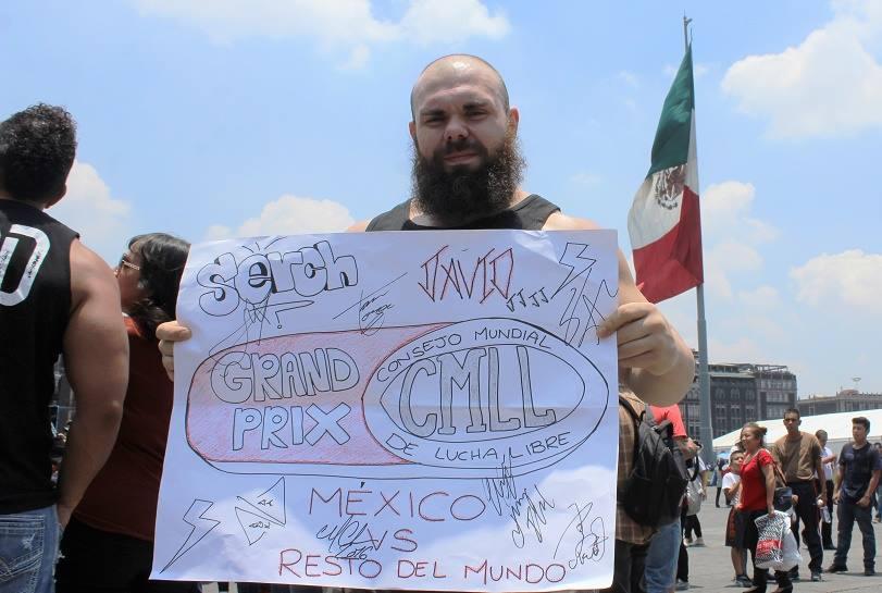 CMLL Gran Prix 2016 Preview: Mexico vs. The World (again)