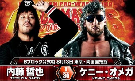 NJPW G1 Climax 26 B Block Preview