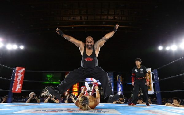 Bad Luck Fale: The Underboss Underdog