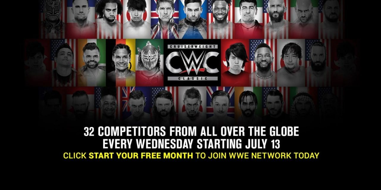 Cruiserweight Classic, Super J Cup, The Final Deletion & more!