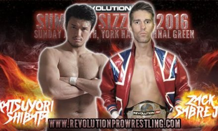 RPW Summer Sizzler 2016 (July 10) Results & Review