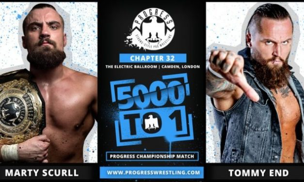 PROGRESS Wrestling Chapter 32: 5000 to 1 Results & Review