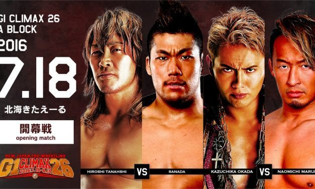 NJPW G1 Climax 26: Night 1 (July 18) Results & Review