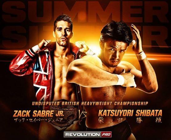 BritWres Roundtable: RPW Summer Sizzler, Shibata vs. Sabre & more!