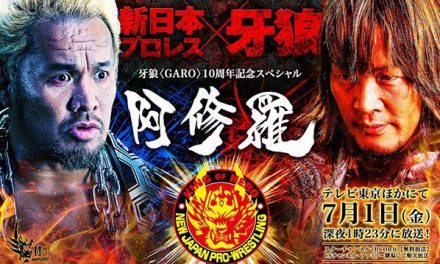 Tanahashi Teaches Us the Power of Feelings in Garo: Ashura
