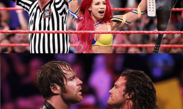 Raw vs SmackDown (Week 1): One's new, one's old