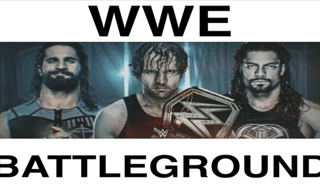 STR 164: WWE Battleground Reaction on Shake Them Ropes Live!