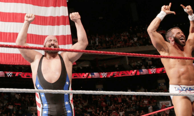 WWE Raw TV Review (July 4): Team USA vs The World