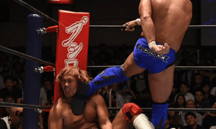 NJPW G1 Climax 26– Night 2 (July 22): Honma vs Shibata
