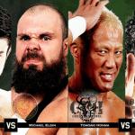 NJPW G1 Climax 26– Night 6 (July 27): Shibata vs Elgin