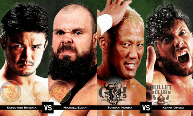NJPW G1 Climax 26 – Night 6 (July 27): Shibata vs Elgin