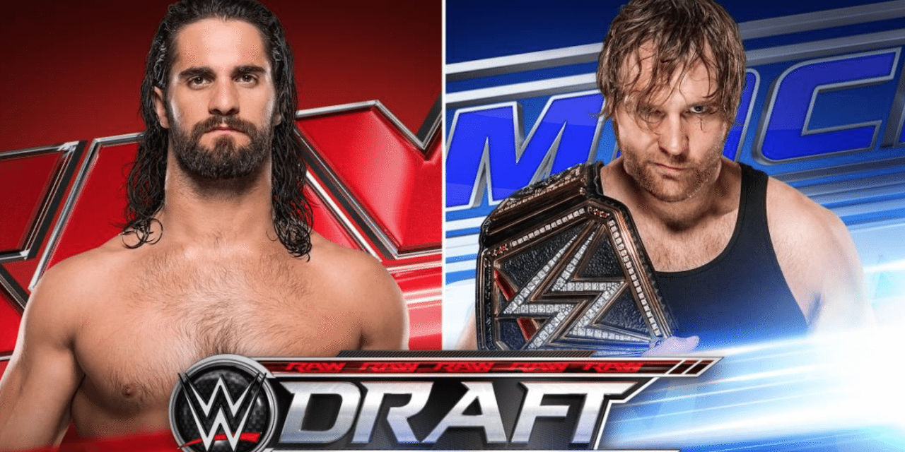 WWE Draft: Who went where, and who went nowhere