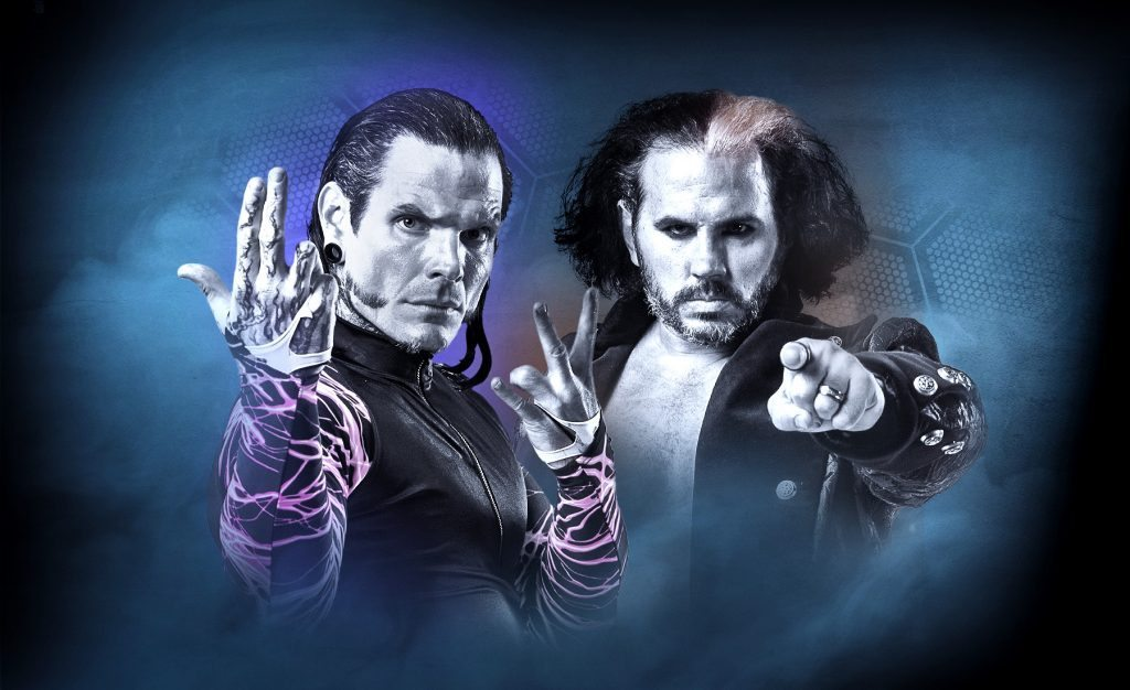 VoicesofWrestling.com - The FInal Deletion Matt Hardy Jeff Hardy