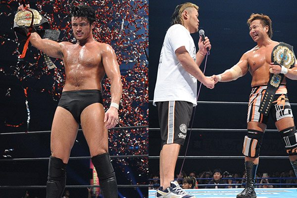 "NJPW ""Kizuna Road"" (7/3/16) Results & Review"
