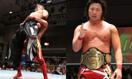AJPW Dynamite Series 2016 (June 15) Review: Kento Miyahara Shines